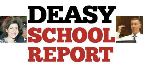 Jamie Alter-Lynton's Deasy (LA) School Report