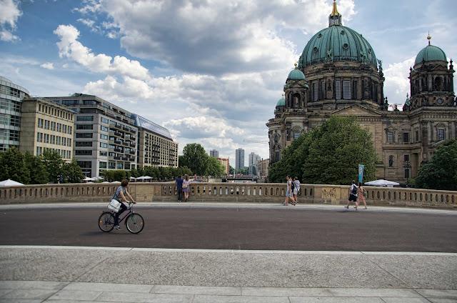 Baustelle Museumsinsel, Friedrichsbrücke, Brückensanierung, Bodestraße, 10178 Berlin, 01.08.2014