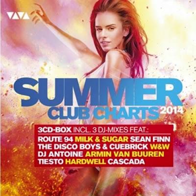 Summer Club Charts - 2014