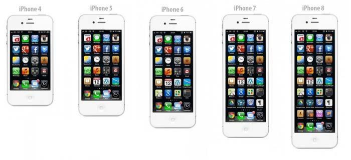 wanneer nieuwe iphone