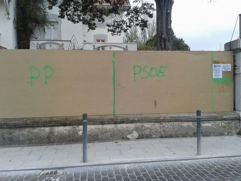 Así ven los dos grandes partidos de España, PP, PSOE la diversidad de pensamiento, 90% ellos dos, 10% el resto