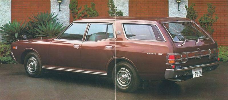 Nissan Cedric, Gloria, 330, klasyki motoryzacji, dawne auta, japoński samochód, kombi, wagon