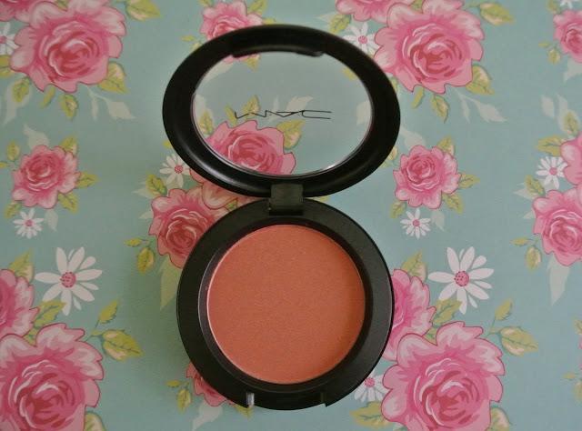 mac springsheen powder blush