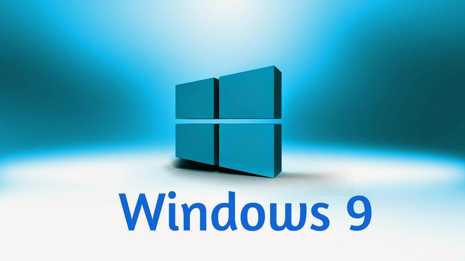 Windows 9 beta podría llegar en septiembre.