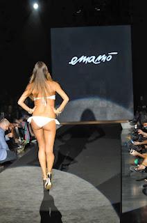 Melissa Satta Bikini Emamo Spring/Summer 2014 Milan