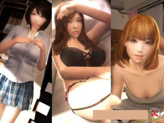 Download Real Girlfriend Real Kanojo Illusion For PC