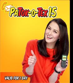 Talk N Text PATOK-O-TEX-15
