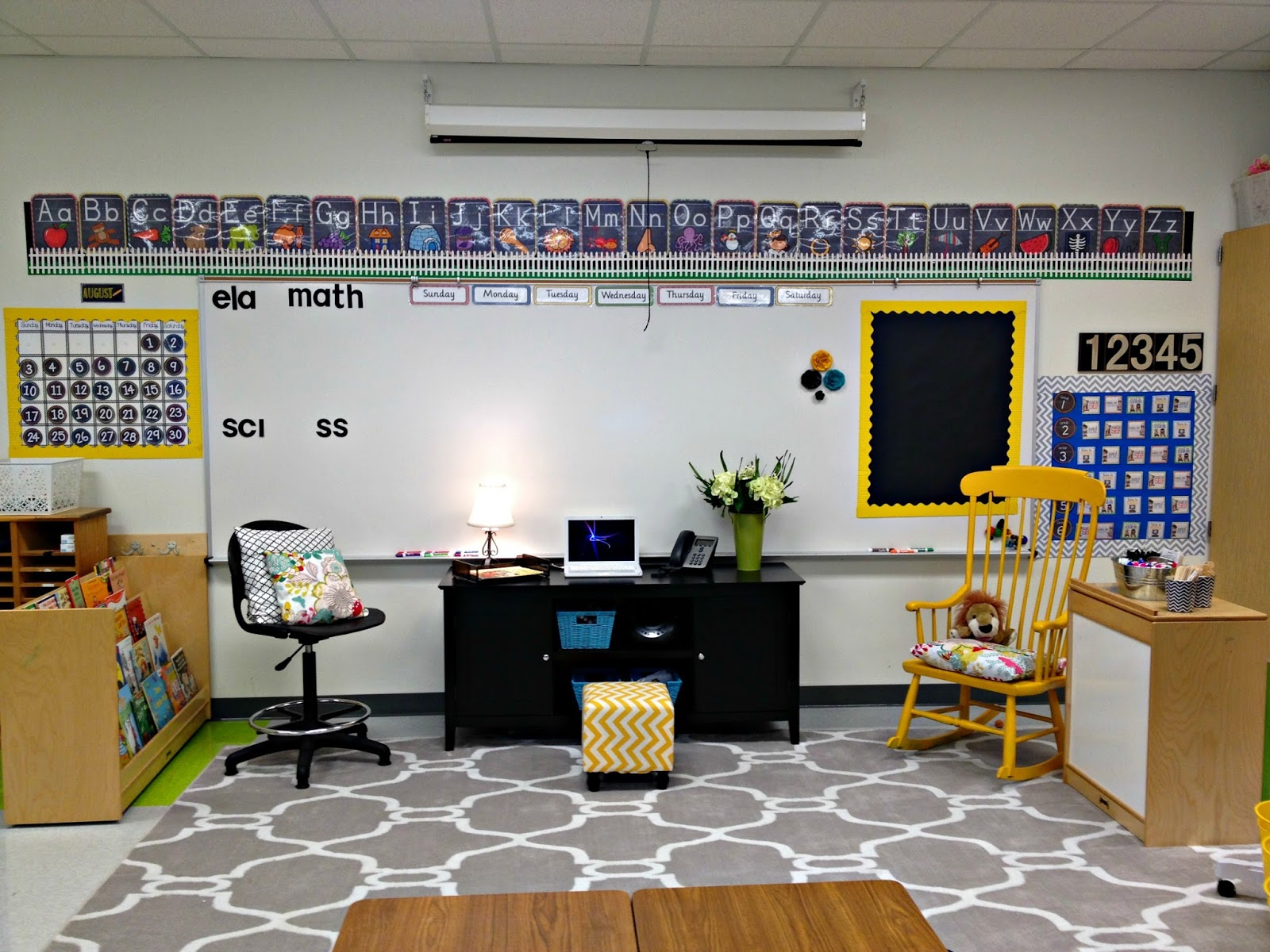 Classroom Cleaners Design ~ Classroom tour tunstall s teaching tidbits