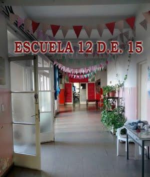 """Escuela 12 D.E. 15 """"España"""""""