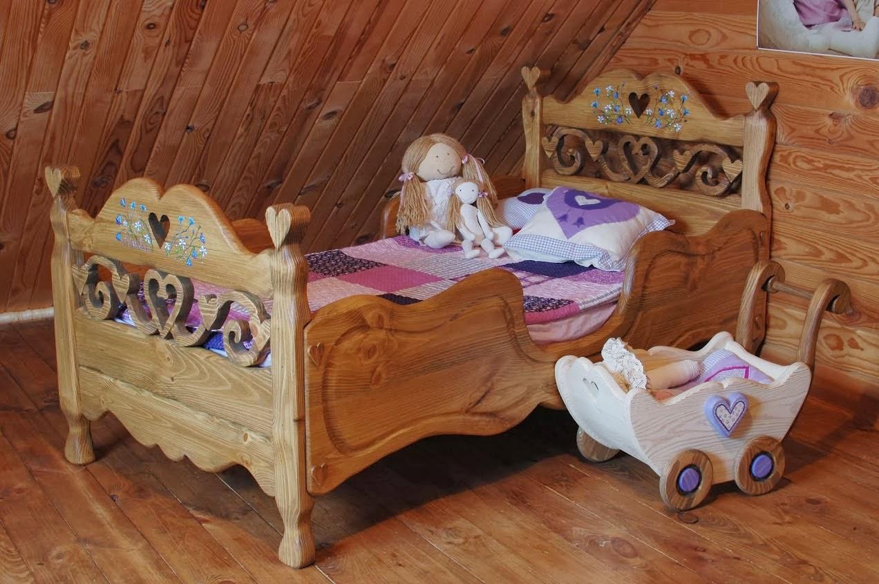 Łóżka łóżeczka kołyski