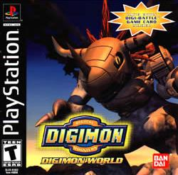 Download - Digimon World - PS1 - ISO