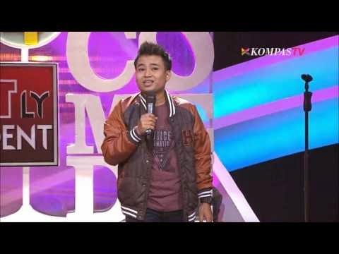 Arif Close Mic Pada Show 8 Stand Up comedi Season 4