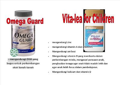vitamin anak pintar