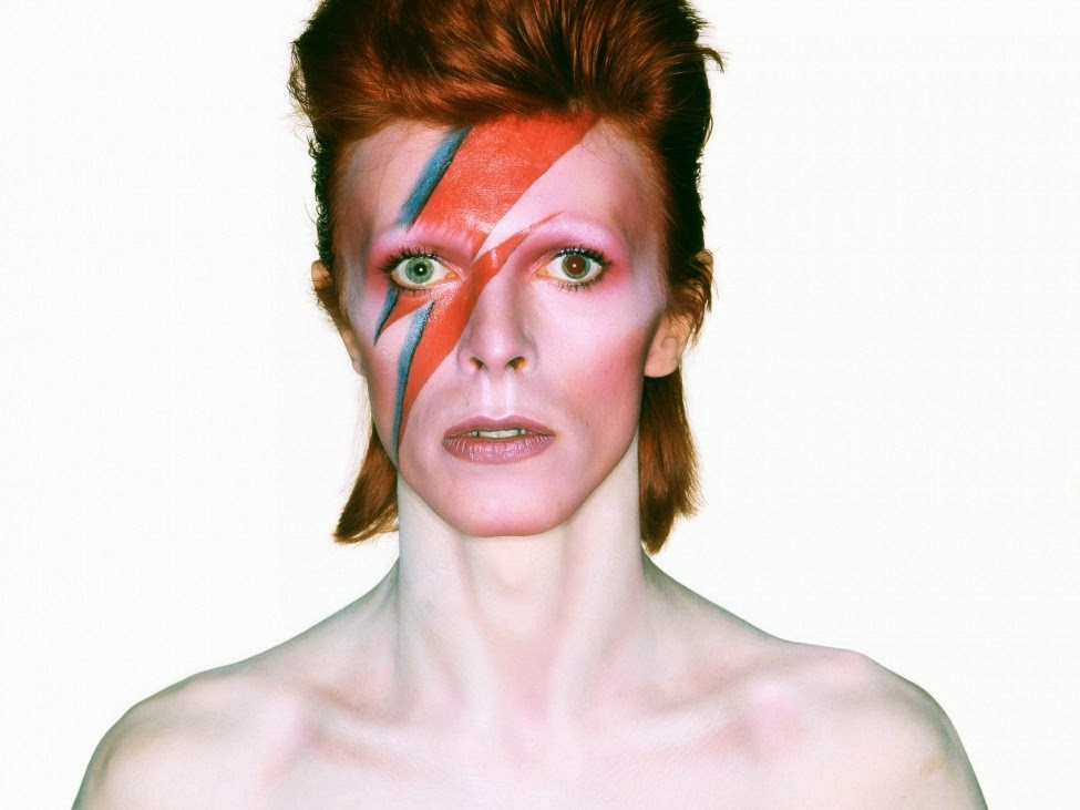 David Robert Jones AKA David Bowie