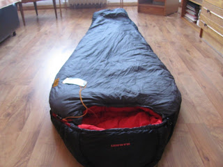 Mammut Sleeping Bag