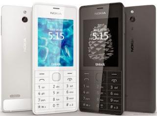 Harga HP Nokia Dual SIM 515 Terbaru 2014