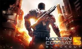 %C4%B0%C3%A7erik Modern Combat 5 Blackout v1.0.1c Sınırsız Mermi Hileli Apk