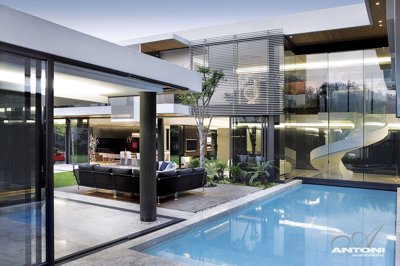 World of architecture dream homes in south africa 6th for Dream home architecture