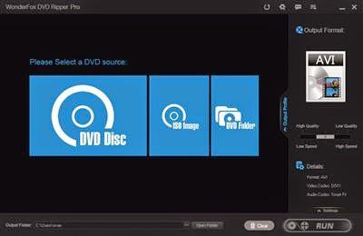 WonderFox DVD Ripper Pro 6.6