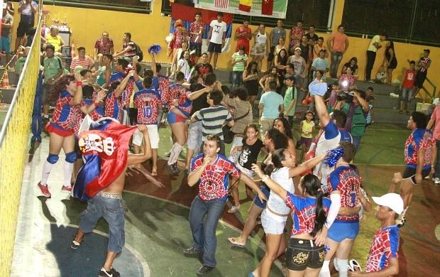 Decisão teve mais 600 pessoas presentes (Foto: Frank Cunha/Globoesporte.com)