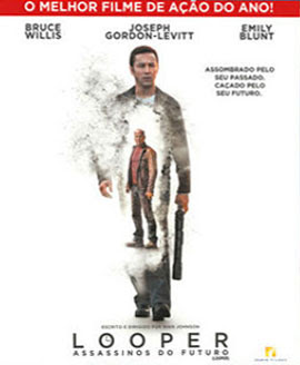 Looper: Assassinos do Futuro - BDRip Dual Áudio