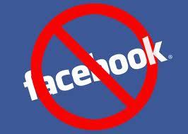 facebook+no