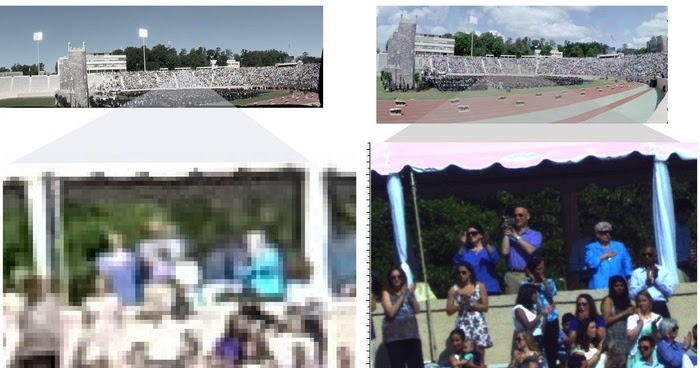gigapixel project First developed by nasa to enable mars rovers to take exploratory panoramic photographs, with bentley gigapixel, viewers can interact with the 53 billion-pixel image.