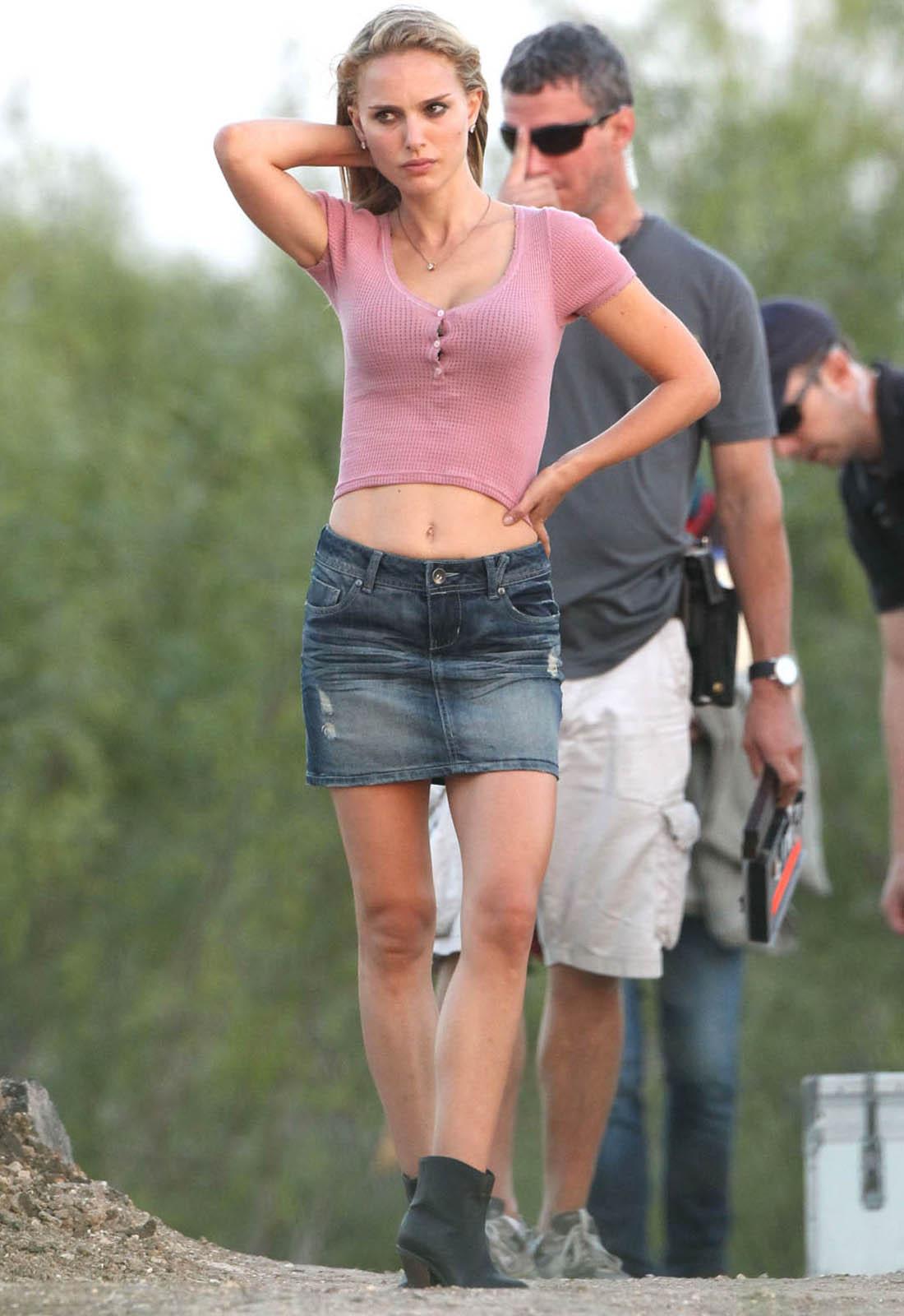 Natalie Portman: Natalie Portman Cleavage Natalie Portman Body