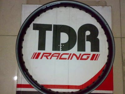 Daftar Harga Velg Motor TDR Racing Terbaru 2014