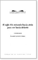 """""""El sigloXX: mirando hacia atrás para ver hacias delante"""" - Adela Cortina"""