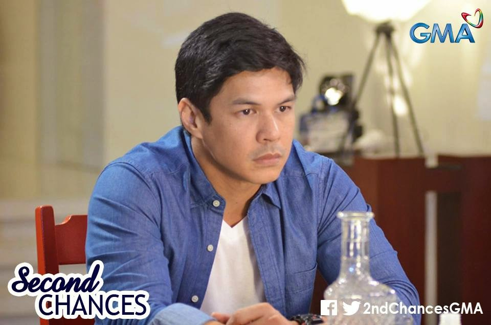 Raymart Santiago in Second Chances