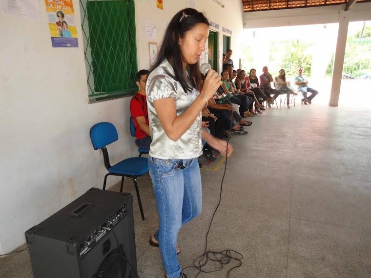 Professora de Sociologia,Josenilia