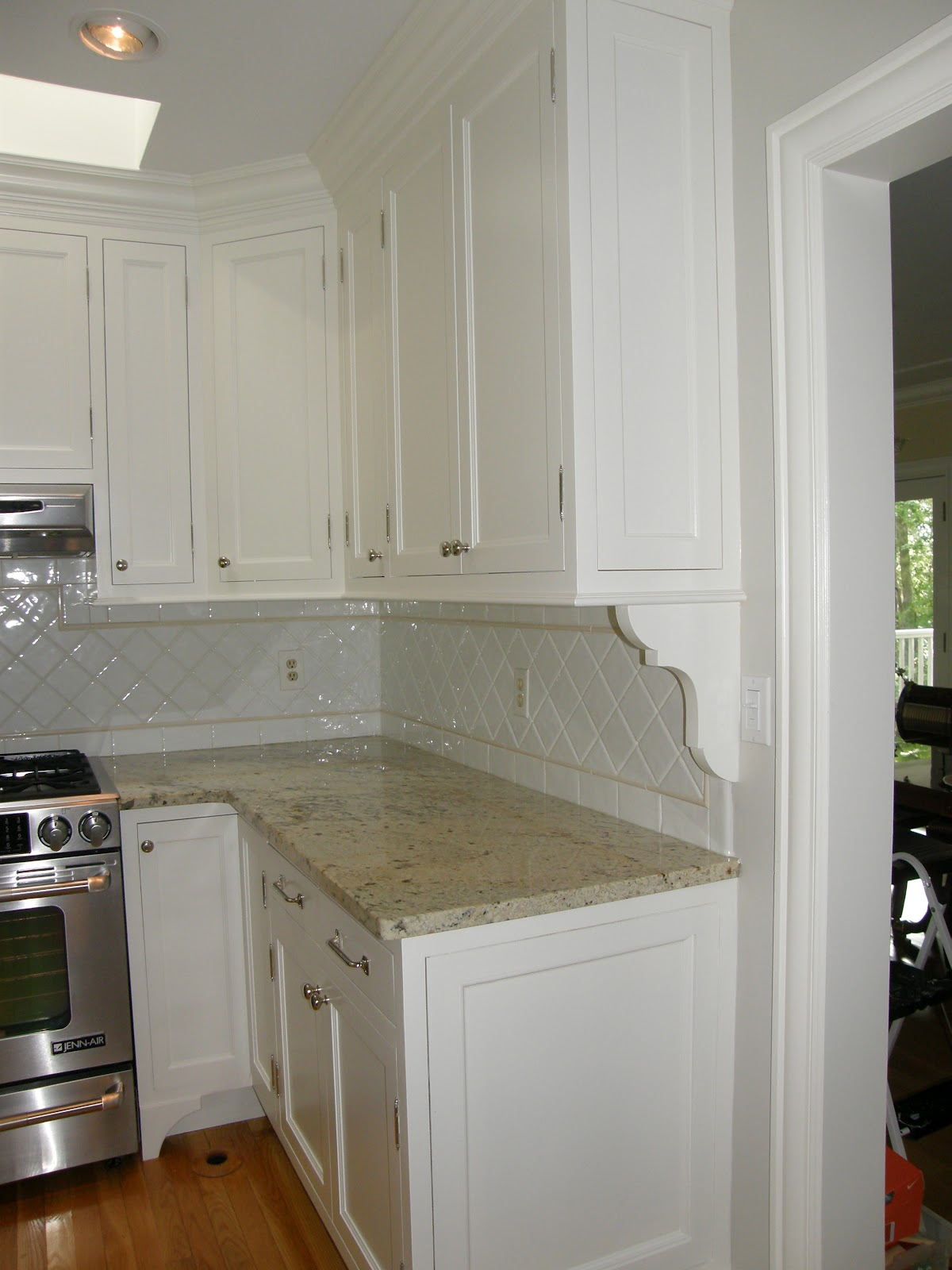 Enviornmentally Friendly Kitchen Reno: Before and After