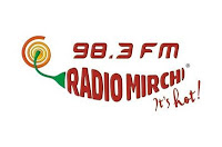 Radio mirchi fm at NAAGNATH KEC TV TOOLBAR