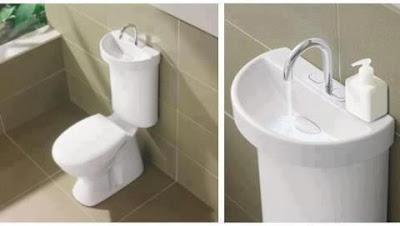 Ahorro de agua en el cuarto de baño