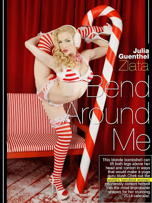 Julia Guenthel Zlata HQ Pictures Manic  Magazine Photoshoot February 2014