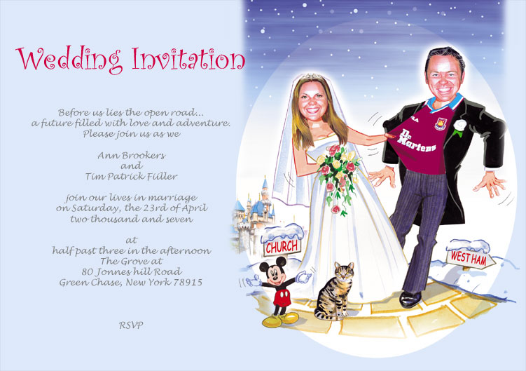 Funny Weddin Invitations Funny Weddin Invitations funny wedding invitations