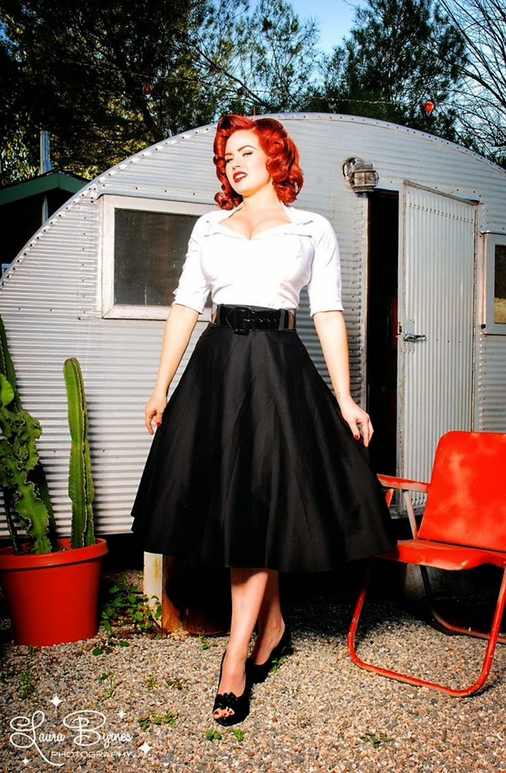 Curve Creations Closet: Pinup Wardrobe basics ~ The staples to a ...