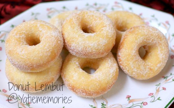 Resepi Donut Yg Sedap