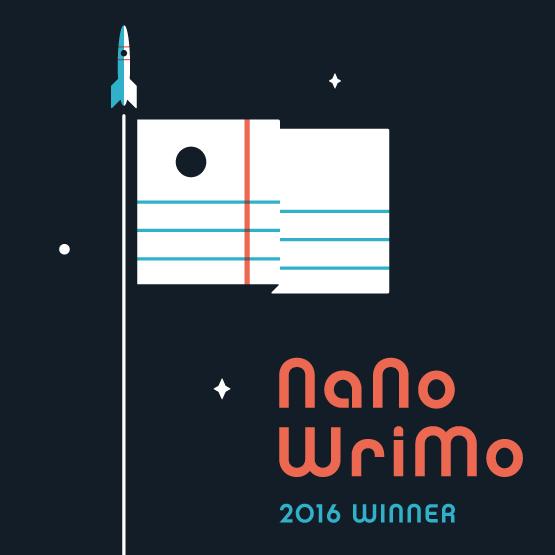 NaNoWriMo - DEEP BLUE