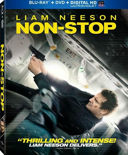 Solo Audio Latino Non-Stop (Non-Stop: Sin Escalas)(2014) DTS 5.1 ch 585MB