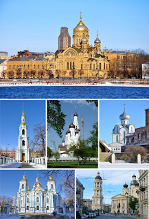 Фото церквей и храмов Санкт Петербурга