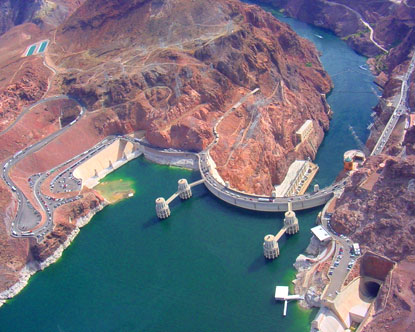 The Trip Of A Lifetime Water In The West Hoover Dam