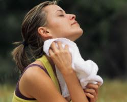 Dicas para evitar a Transpiração excessiva