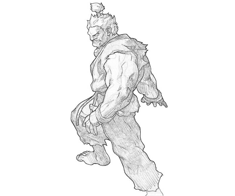 marvel-vs-capcom-akuma-abilities-coloring-pages