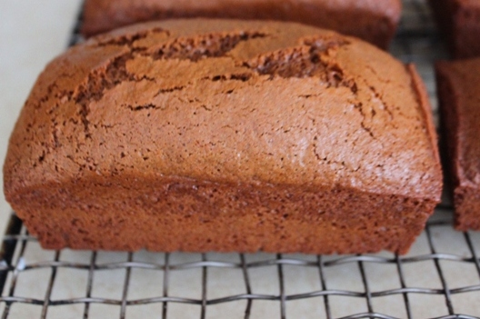 Once Upon A Table: Spiced Gingerbread Cake