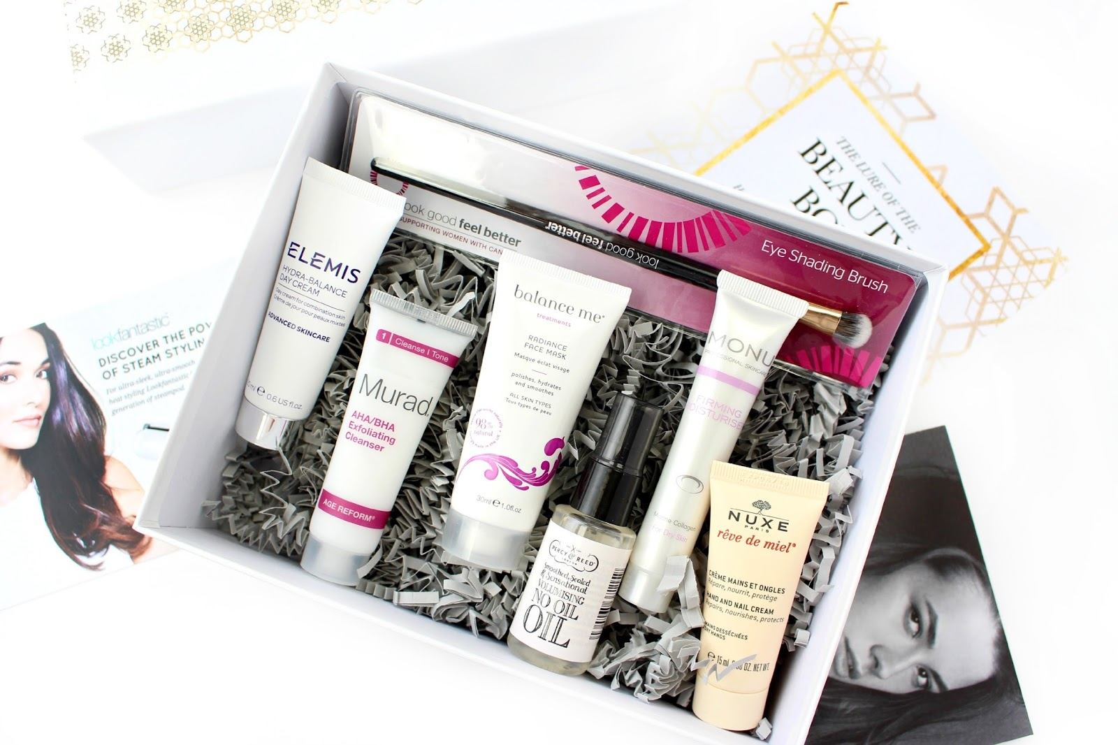 The Look Fantastic Beauty Box