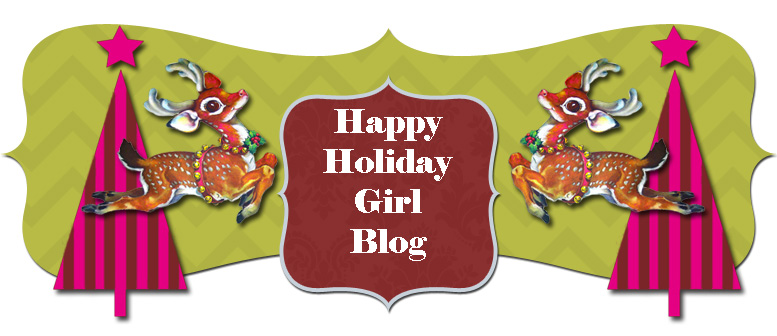 The Happy Holiday Girl