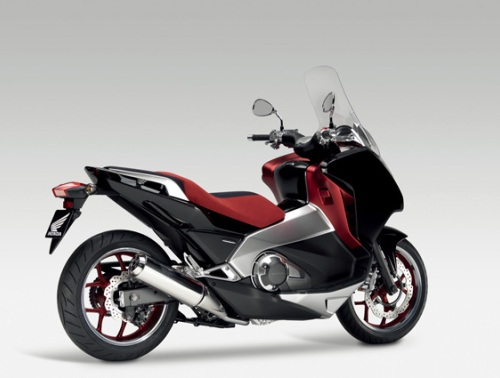 Honda Scooter Matic Style 2011