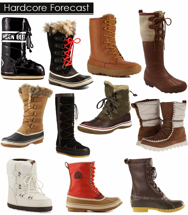Ask FOR winter boot saga Moon Boots Sorel Cougar Uggs LL Bean Pajar United Nude Northface Moncler
